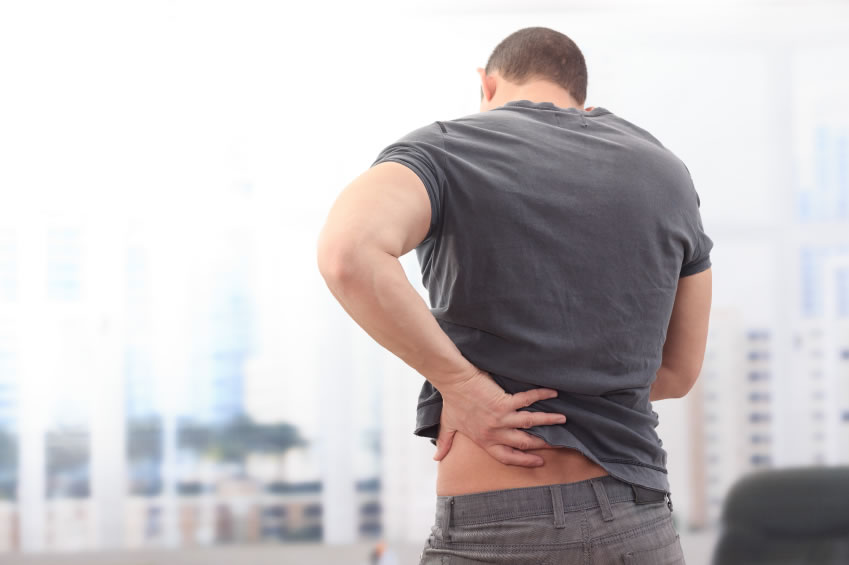 Gbah back pain