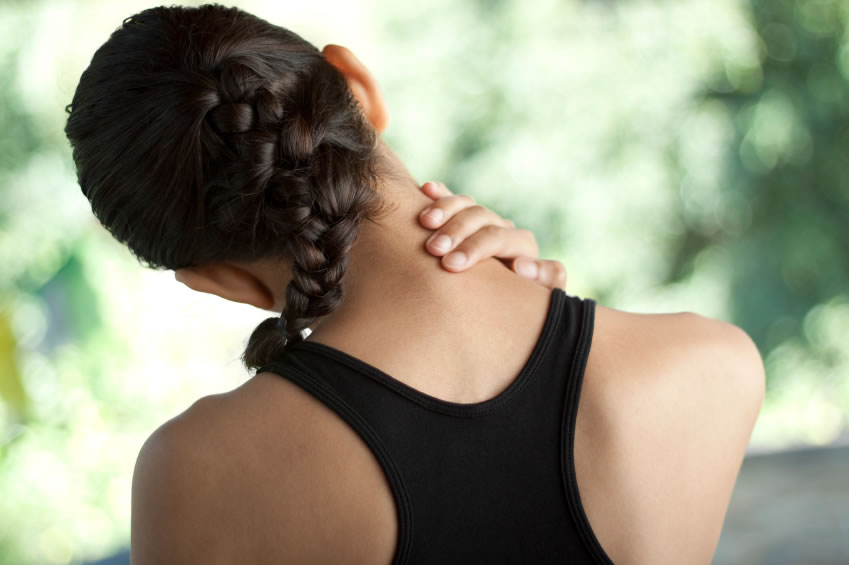 Gbah neck pain