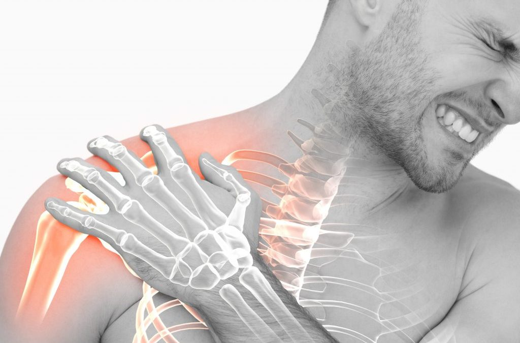 Shoulder Pain, we have all experienced at some stage